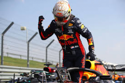 Max Verstappen claims second win of year at season finale.