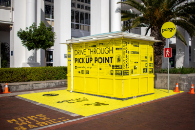 V&A Waterfront partners with Pargo: First click and collect drive-thru service at V&A Waterfront.