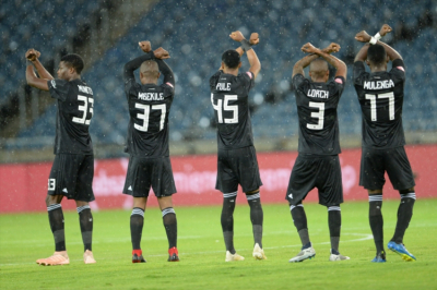 Dzvukamanja score on a debut for Pirates to reach semi's.