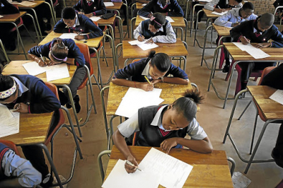 The 2020 matric learners have until Friday to register supplementary examinations.