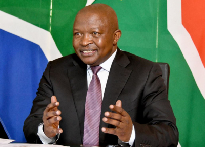 Livestream: David Mabuza answers questions in the NCOP.