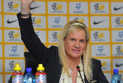 Tsichlas lauds creation of CAF Women's League.