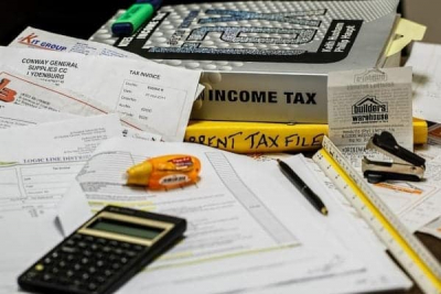 Tax revenue revised down by R8.7bn.