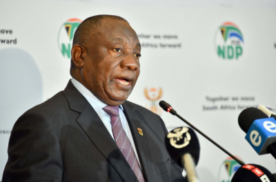 Cyril Ramaphosa to participate in virtual meeting of the High-Level Committee on Libya.