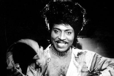 Little Richard,a flamboyant architect of rock 'n' roll dies at 87.