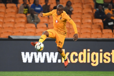 Kaizer Chiefs failed to extend the lead at the top of the log.