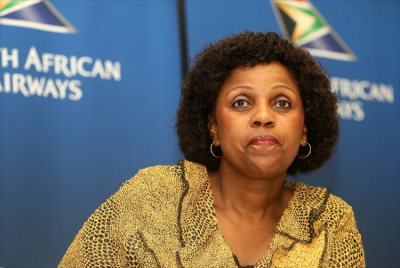 "Myeni could be criminally charged for ""intentionally obstructing"" work of the commission."