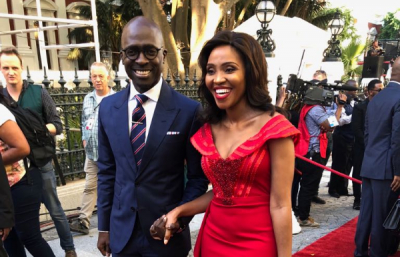Malusi Gigaba received bags of money in return for favours - Ex wife.