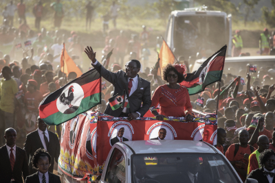 Chakwera declared the winner of Malawi's re-run presidential election.