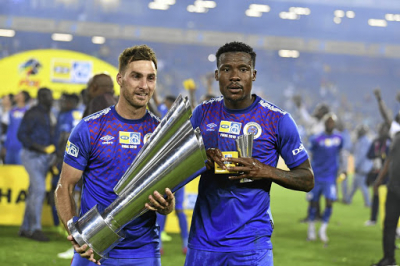 Supersport United advance to the MTN8 semi-finals after a 3-2 win over TTM.