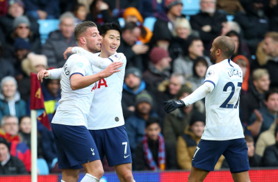 Spurs earn North London Derby bragging rights.