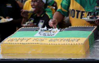 ANC cancels all January 8 celebrations amid spike in Covid-19 cases.