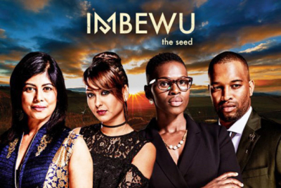 Imbewu stopped filming due to a positive case of Covid-19.