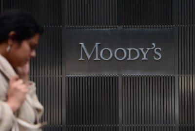 Rating agency Moody's sends downgrade warning to South Africa.