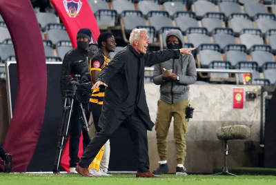 Kaizer Chiefs terminated the services of coach Ernst Middendorp.