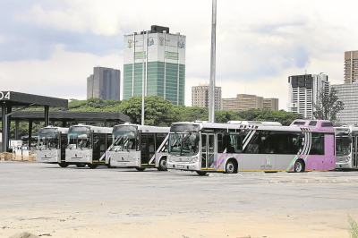 A Re Yeng bus service operations in Mamelodi suspended.