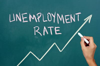 South Africa's unemployment rose to 30.1%.
