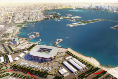 Four games a day to be played in group stage in Qatar 2022.