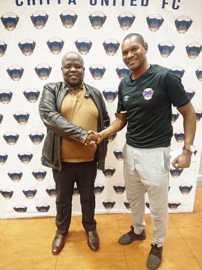 Former Ajax Cape Town Player Norman Mapeza resigned as the Chippa United coach.