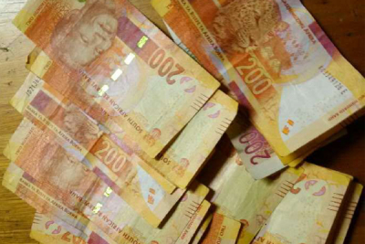 Police recover counterfeit notes worth more than R2 Million.