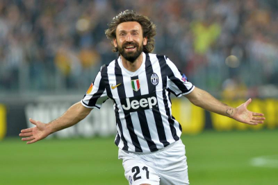 Andrea Pirlo has been named as Juventus' new manager.