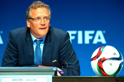 Prosecutors request prison terms for Valcke and Al-Khelaifi.