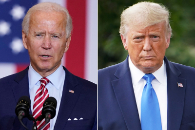 Trump says Biden won but again refuses to concede.