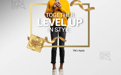 It's time to 'Level Up' with HUAWEI Mobile Services!