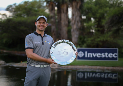 Daniel does it again at the Gary Player Country Club.