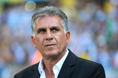 Colombia part ways with coach Carlos Queiroz.