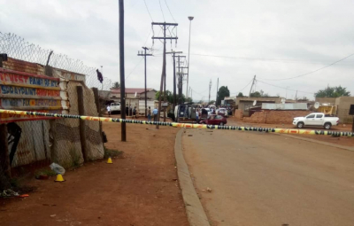 A security guard shot and killed in Bekkersdal CIT heist.