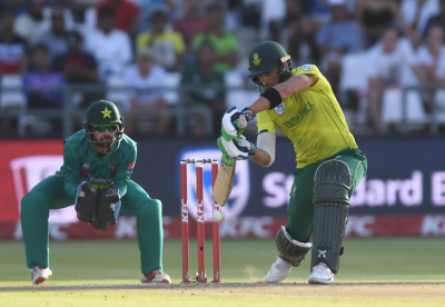 Pakistan clinch final ball victory after Babar Azam ton - Pak vs SA in 1st ODI.