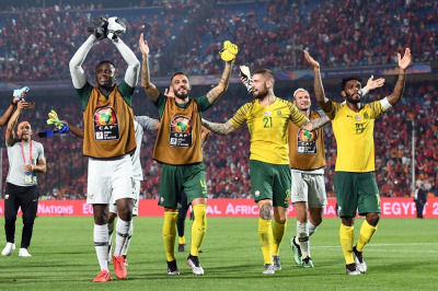 Bafana Bafana looking for a win against Zambia.