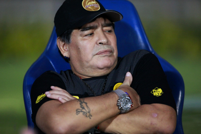 Diego Maradona responding 'very well' after surgery.