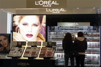 L'Oreal to remove words like 'whitening' from products.