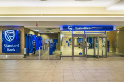 Standard Bank announced a payment holiday for its clients on all up to date loans.