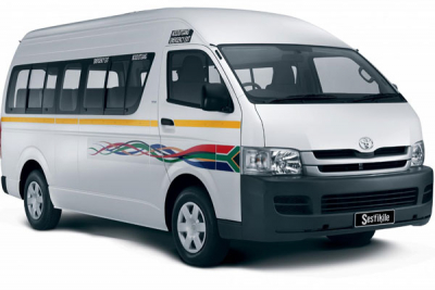 Government announced R1.3 billion relief package to the taxi industry.