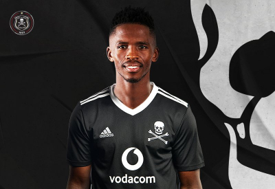 Pirates sign former Wits midfielder Thabang Monare.