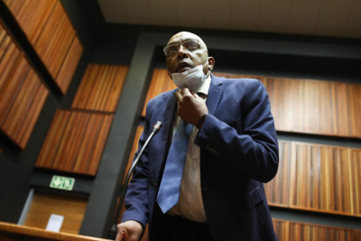 Former ANC MP Vincent Smith case postponed to December 3.