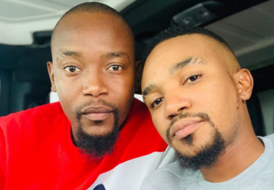Moshe Ndiki throws surprise birthday for Phelo Bala's 30th.