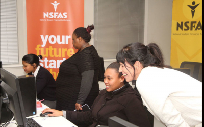 NSFAS improving payment system for student allowances to eliminate all third parties.