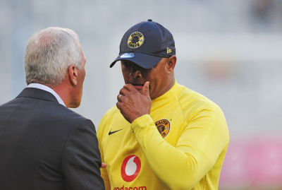 Kaizer Chiefs part ways with Assistant Coach,Shaun Bartlett.