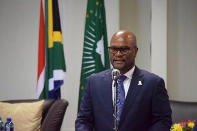 SASCOC met with Minister of Sport, Arts and Culture,Nathi Mthethwa.