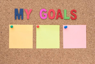 It's too late for resolutions but you can still set financial goals.
