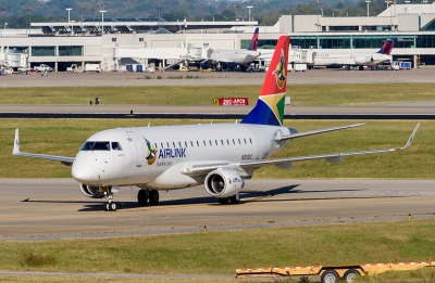 SA Airlink changes its name as part of its strategy to distinguish itself as independent airline.