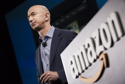 Jeff Bezos to step down as Amazon CEO, Andy Jassy to take over.
