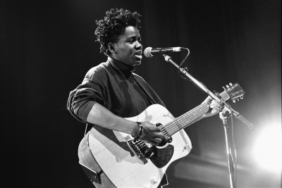 Tracy Chapman wins lawsuit against Nicki Minaj.