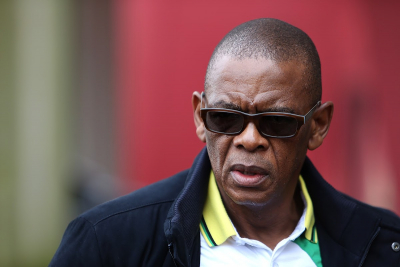 Mkhwebane finds Magashule's conduct in Vrede project amounts to maladministration.