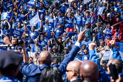 Livestream:DA Virtual Federal Congress continues with voting results expected at 14:00.
