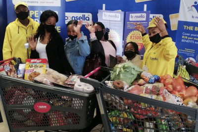 South African shoppers show the market what they want.